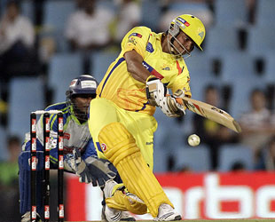 Raina's batting showcase versus Wayamba in the CLT20