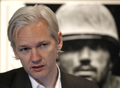 Wikileaks filters more than 400,000 U.S. documents on the Iraq war