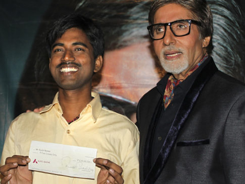 Sushil Kumar winner of KBC 5.