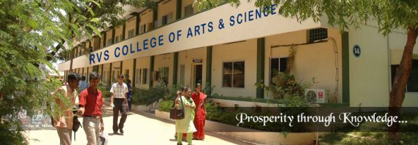 RVS College of Arts and Science