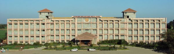 Ruxmaniben Deepchand Gardi Medical College