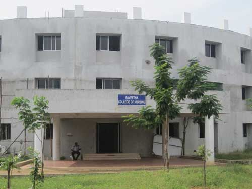 Saveetha College Of Nursing