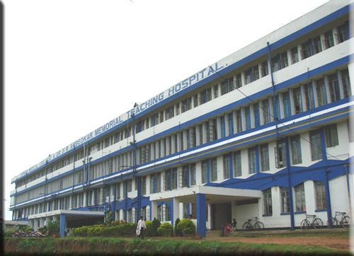 Tripura Medical College and Dr. B R A M Teaching Hospital