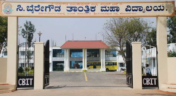 C Byregowda Institute Of Technology