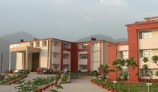 Veer Chandra Singh Garhwali Government Institute of Medical Science & Research