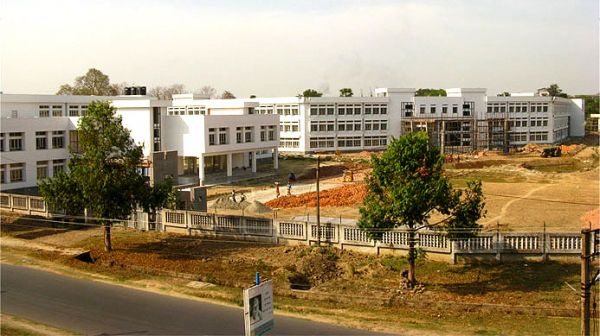 College of Medicine and JNM Hospital