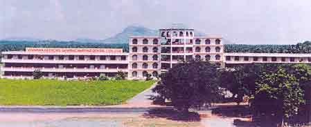 Vinayaka Missions Sankarachariyar Dental College
