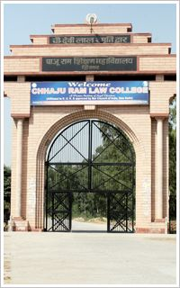 Chhaju Ram Law College