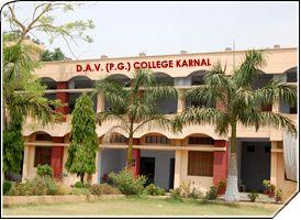 D.A.V. College, Karnal