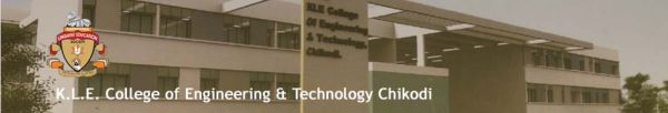 K.L.E. College of Engineering & Technology