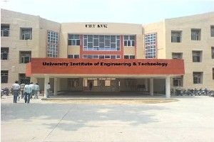 University Institute of Engineering And Technology
