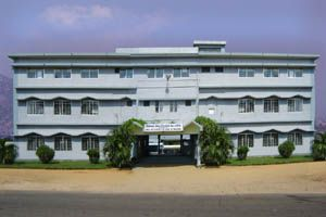 Annai Meenakshi College of Nursing