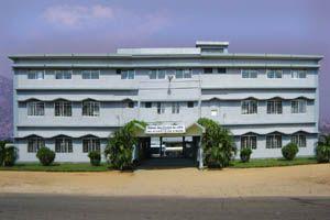 Annai Meenakshi College of Nursing