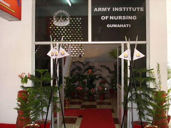Army Institute of Nursing College
