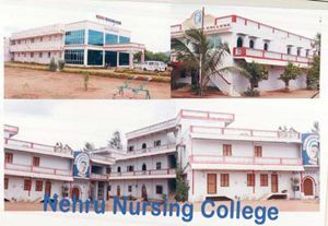 Nehru Nursing college