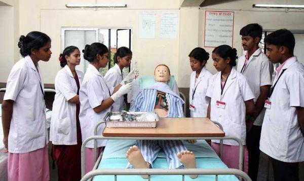 Mohamed Sathak Trust's A.J. College of Nursing