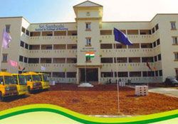 Sri Santhoshi college of nursing