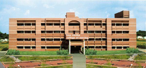 Sree Sastha College of Nursing