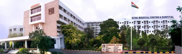 Kovai Medical Center Hospital College Of Pharmacy