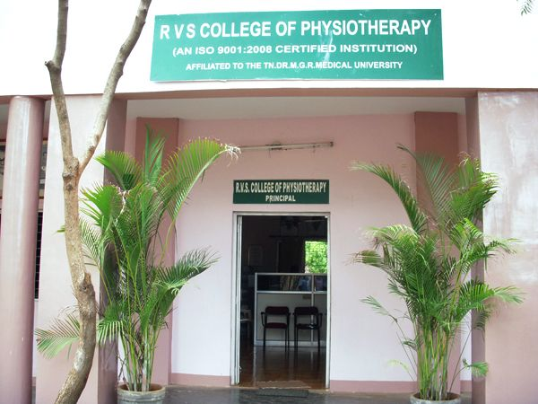 RVS College of Physiotherapy
