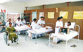 Madha College of Physiotherapy
