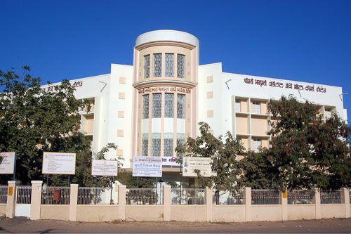 Smt. N.C. Gandhi & B.V. Gandhi Mahila Arts & Commerce College