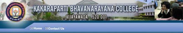 Kakarapati Bhavanarayana College