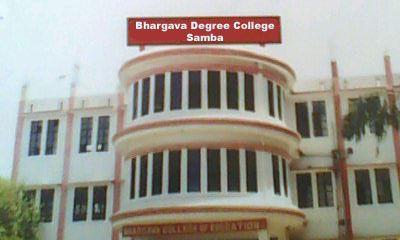 Bhargava Degree College