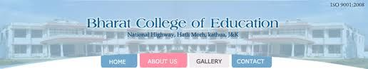 Bharat College of Education