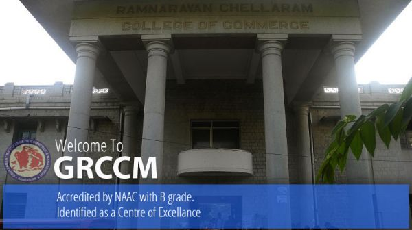 Government Ramnarayan Chellaram College of Commerce & Management