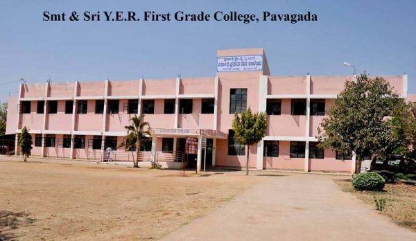 Smt & Sri YE Rangaiah Shetty Government First Grade College Pavagada