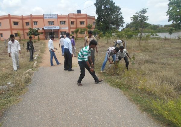 BMS Government First Grade College Huliyar