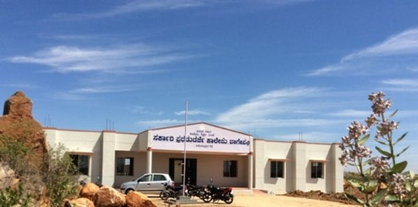 Government First Grade College Bagepalli