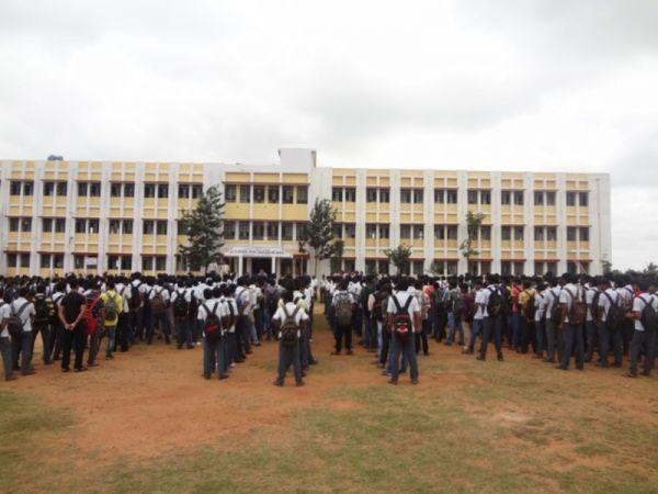 Sri D Devaraj urs Government First Grade College Hunsur