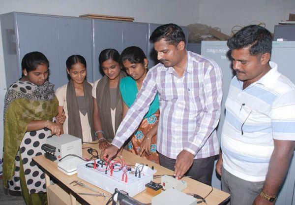 Government First Grade College for Women Krishnarajpet