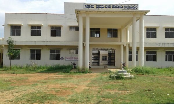 Government First Grade College Udaypur