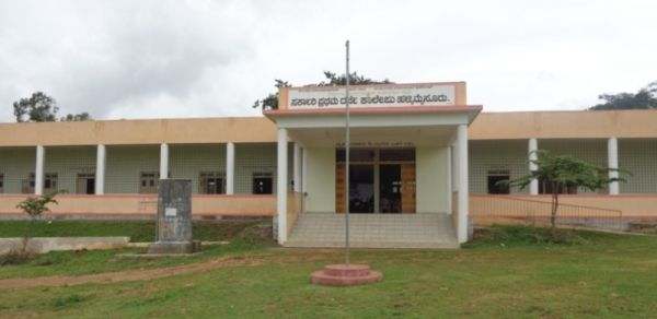 Government First Grade College Halli Mysore