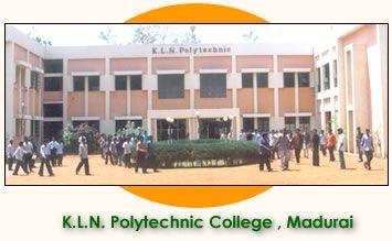 KL Nagaswamy Memorial Poytechnic College