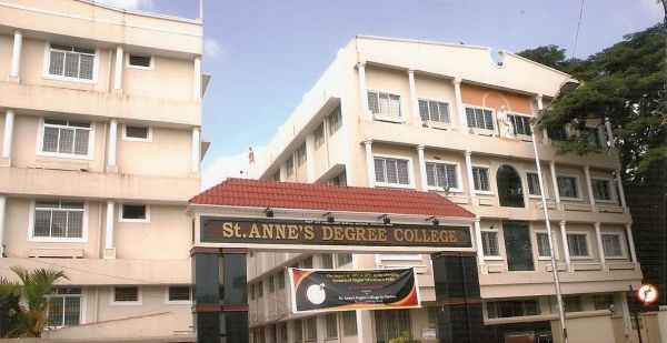 St. Anne's Degree College For Women