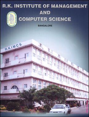 R K Institute Of Management College