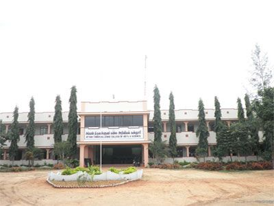 Ayyan Thiruvalluvar College of Arts and Science