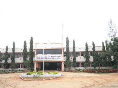 Ayyan Thiruvalluvar College of Arts and Science