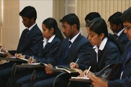 Bharathidasan School of Computer Applications (BSCA), Ellispettai