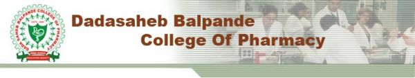 Dadasaheb Balpande College of Pharmacy