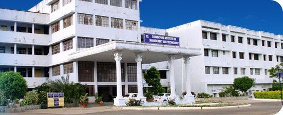 Coimbatore Institute of Management and Technology (CIMAT)