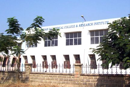 Kesarsal Medical College & Research Institute