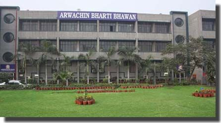 Arwachin Bharti Bhawan Senior Secondary School