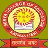 Surya College of Education